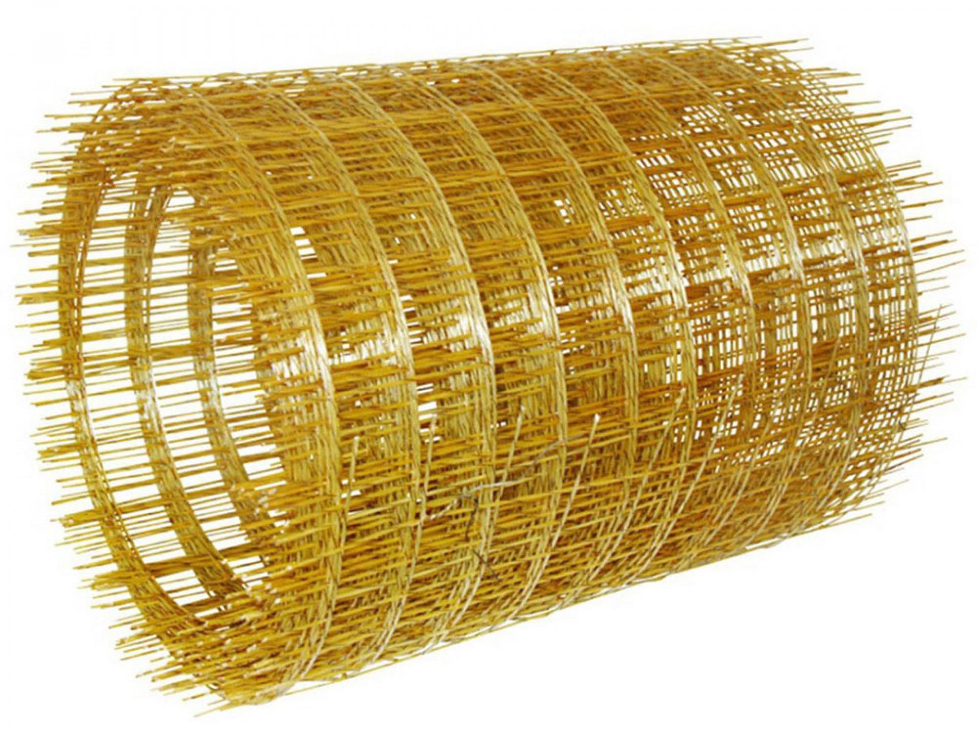 Сетка композитная, размер ячейки 150x150 мм, толщина 3 мм в Волгограде
